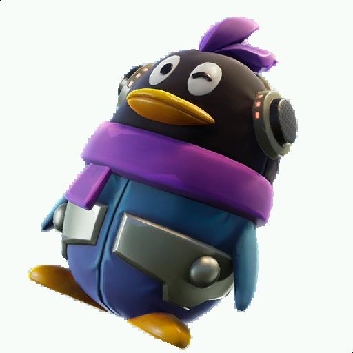 How To Get Fortnite China Penguin Back Bling Fortnite Wiki