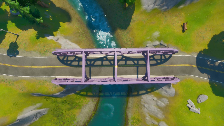 Purple Steel Bridge Top View.png