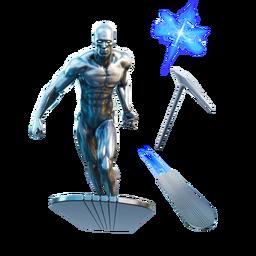 Silver Surfer Bundle Fortnite Wiki