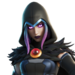 Rebirth Raven (Outfit) - Icon.png