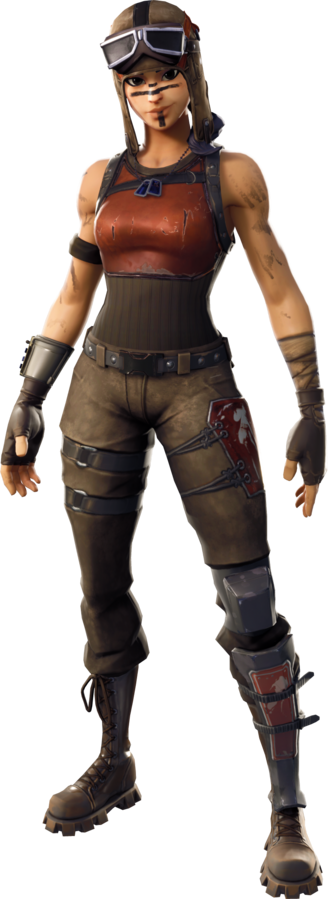 Renegade Raider (outfit) - Fortnite Wiki