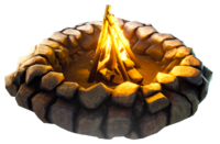 Cozy campfire icon.png