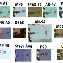 Armory/weapons