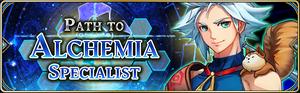 Path to Alchemia Specialist