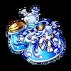 【Max 1x Special】 Water Enlightenment Materials SP Set