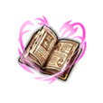 Blood-Smeared Forbidden Book Shard