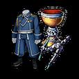 Flame Alchemist Rare Equipment Set