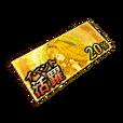 Event-Relevant Melee Unit 20% Summon Ticket