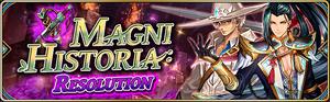 Magni Historia - Resolution