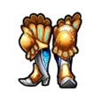 Duel Greaves Shard