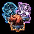 【Max 3x Special】 Cursed Beast Figurine x20 Set
