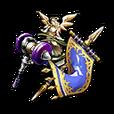 Sacred Spearman Rare Equipment Set