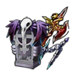 Necromancer Rare Equipment Set