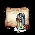 Lord Commander Formal Garb Diagram Piece