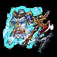 Twin-Blade Knight Rare Equipment Set