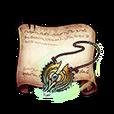 Crest Charm Diagram Piece