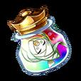 Rainbow Goddess Jar