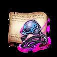 Raider's Gear Diagram Piece