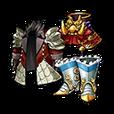 Dragoon Chloe Equipment Set