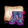 Raider's Boots Diagram