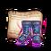 Raider's Boots Diagram Piece