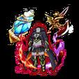 Dark-Steel Princess Rare Equipment Set