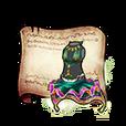 Magic Skirt Diagram Piece
