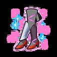 Blade Princess Battle Shoes