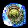 第六騎士団の緑団章