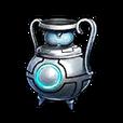 Silver Alchemia Pot x5
