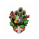 Lucky Boar Ornament