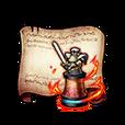 Flame Dragon Piece Diagram Piece