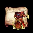 Armor of the Monarch Diagram