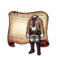 Mikasa's Uniform Diagram