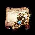 Divine Shield Diagram Piece