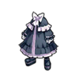 Netherworld Mage Dress