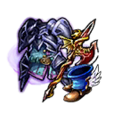 Demonic Spearman Rare Equipment Set