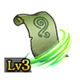 Scroll of Whirlwinds Lv3