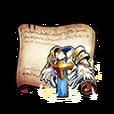 Caelum's Armor Diagram Piece