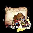 Waist Armor of the Cherry Blossom Diagram Piece