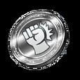 Fierce Battle Coin 【Silver】