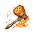 Hephaestus Hammer Shard