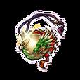 Greed Dike Jade Dragon Shard