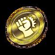 Fierce Battle Coin 【Gold】