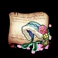 Flower Headdress Diagram Piece