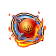 Raging Fire Crystal x3