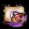 Moonshine - Red Demon Diagram Piece