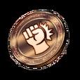 Fierce Battle Coin 【Bronze】