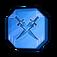Mist Twin-Blade Swordsman Token