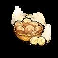 【1x Trial】 Prohibited Potato Basket x3